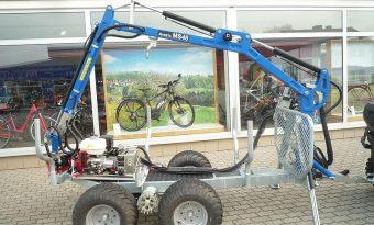 Zweirad Voit übernimmt die Deutschlandvertretung für Avesta-Vagnen aus Schweden