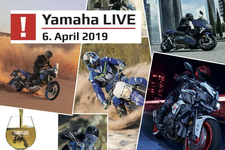 Yamaha Live - bei Zweirad Voit