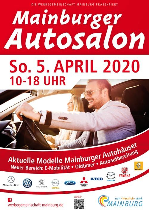 Mainburger Autosalon in Mainburg am Marktplatz